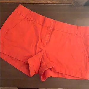 JCrew Chino Shorts